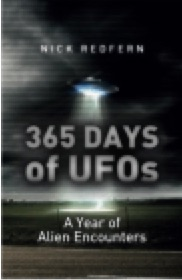 Book: 365 Days of UFOs: A Year of Alien Encounters